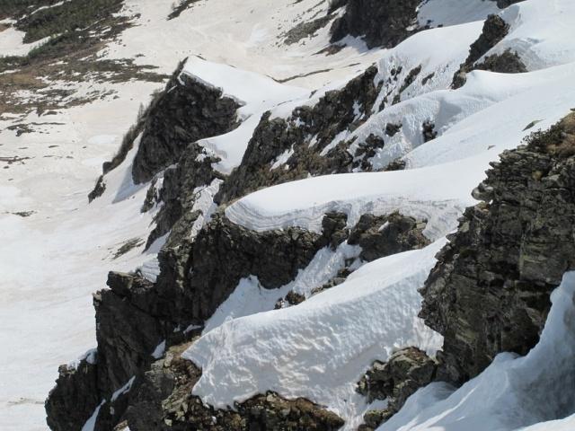 Artigli di neve